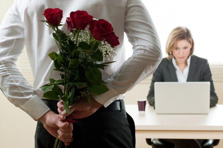 MANAGING WORKPLACE ROMANCES - IT'S NOT ALL BAD NEWS!