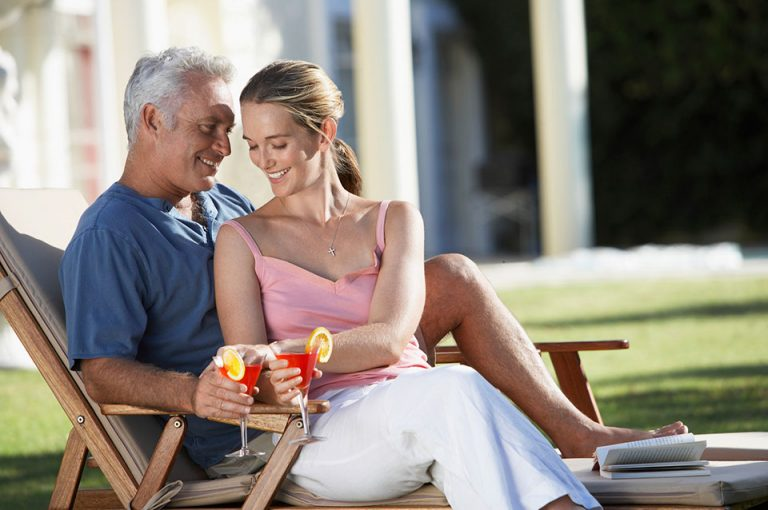 WHY ARE YOUNGER MEN ATTRACTED TO OLDER WOMEN AND OLDER MEN ATTRACTED TO YOUNGER WOMEN?